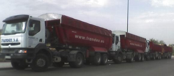 transporte residuos trandex